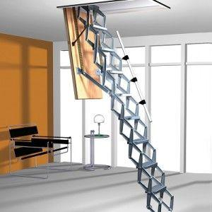 Чердачные лестницы ™ Roto