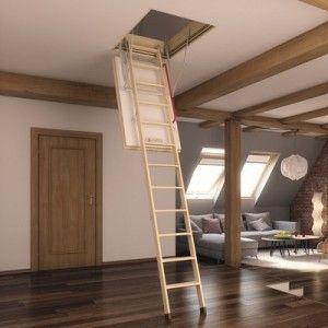 Чердачные лестницы ™ Velux