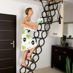 Чердачные лестницы ™ Fakro