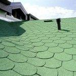 Roofshield Готик зеленый