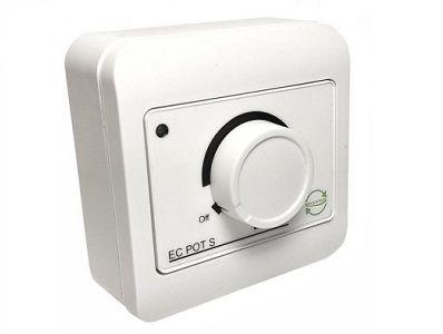 Эко регулятор для плавного переключения вентилятора