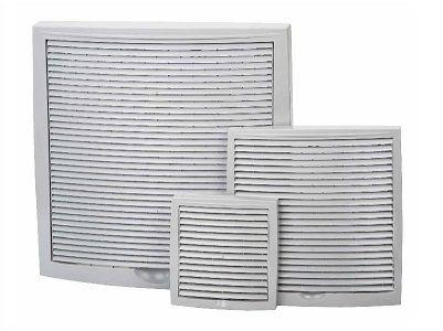 Финские наружные вентиляционные решетки