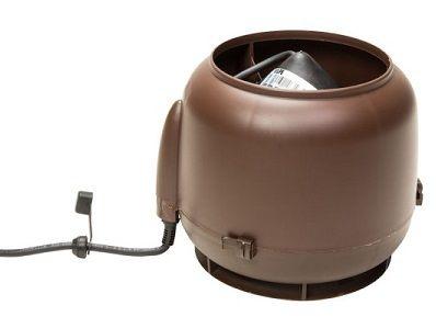 Принудительная вентиляция - S электровентилятор