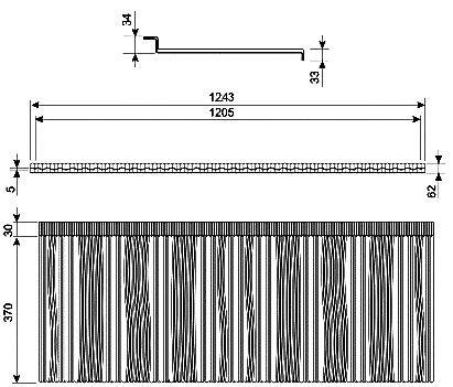 Характеристики модульной металлочерепицы Karpatia