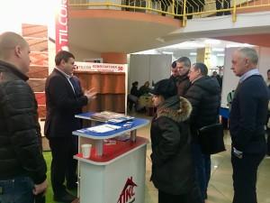Выставка 2018 Одесса - Покровстрой